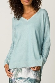 Margaret O'Leary Vintage Boyfriend Vee - Front cropped