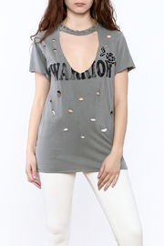 Vintage Brand Warrior Cut Boyfriend Tee - Product Mini Image