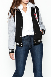 Vintage Brand Old School Varsity Jacket - Product Mini Image