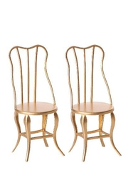 Maileg Vintage Chair Set - Front cropped