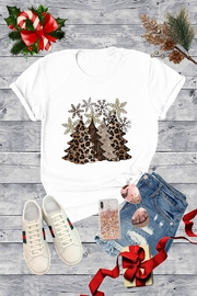 Caramelo Trend Vintage Christmas Tree - Front cropped