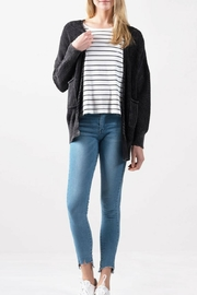 Look by M Vintage Color Cardigan - Front full body