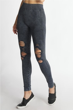 Nikibiki Vintage Denim Legging - Alternate List Image