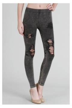 Nikibiki Vintage Destroyed Legging - Alternate List Image
