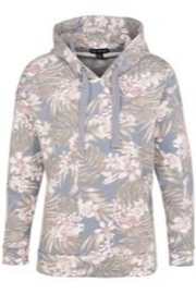 Tribal  Vintage Fade Tropical Hoodie - Product Mini Image