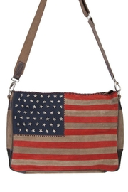 Scully Vintage Flag Bag - Product Mini Image