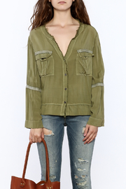 Vintage Havana Cargo Shirt - Side cropped