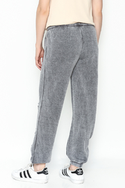 Vintage Havana Destroyed Sweatpant - Back cropped