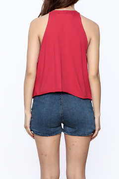 Shoptiques Product: Red Hot Top