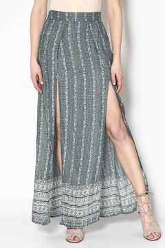 Shoptiques Product: Slit Maxi Skirt