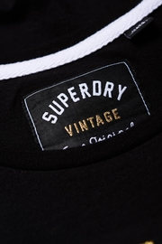 Superdry Vintage Logo T-Shirt - Back cropped