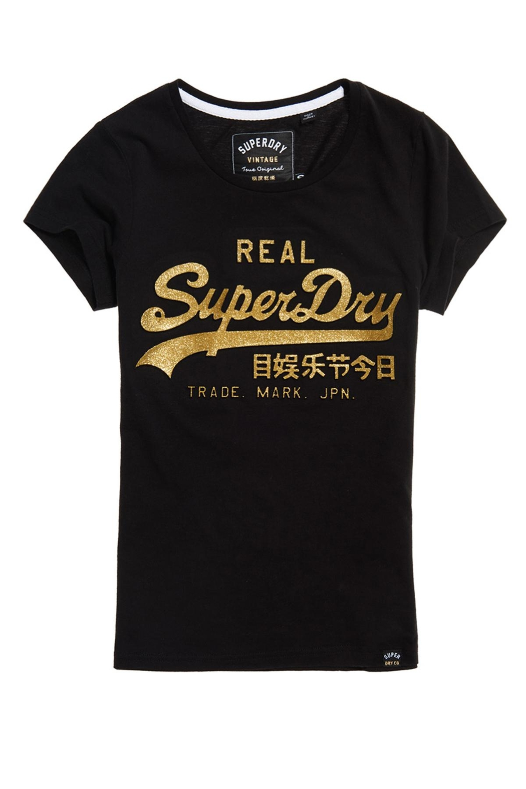 Superdry Vintage Logo T-Shirt - Side Cropped Image