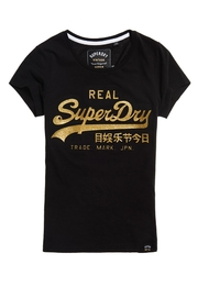 Superdry Vintage Logo T-Shirt - Side cropped