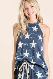 Bibi Vintage Star Tank - Product Mini Image