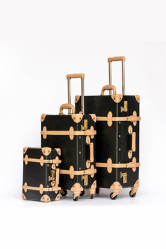 Deux Peches Vintage Style Carry On - Alternate List Image