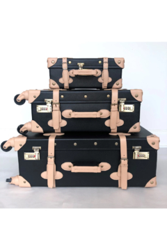 Deux Peches Vintage Style Carry On - Product List Image