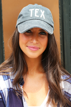 THE NASH COLLECTION Vintage TEX Original Ball Cap - Product List Image