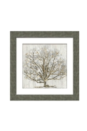 The Birch Tree Vintage Tree Art - Front cropped