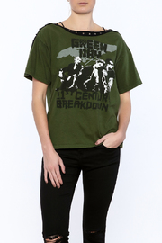 Vintage With Lisa Vintage Green Day T-Shirt - Product Mini Image