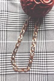 Vintage Brand Chain Link Necklace - Product Mini Image
