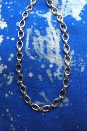 Vintage Brand Oval Chain Necklace - Product Mini Image