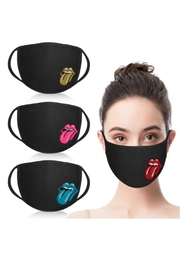 Vintage Brand Rock & Roll Facemask - Product Mini Image