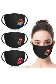Vintage Brand Rocker Face Masks - Product Mini Image