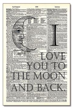 Shoptiques Product: Moon And Back