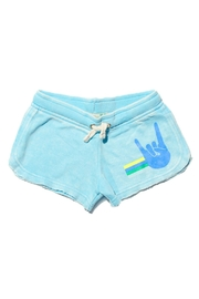 Vintage Havana Arctic Blue Shorts - Product Mini Image