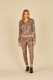 Vintage Havana Camo Thermal Lounge Pant - Product Mini Image