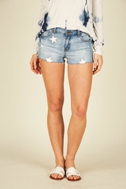 Vintage Havana Denim Star Shorts - Product Mini Image