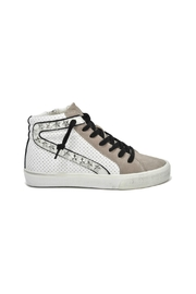 Vintage Havana Gadol High Tops - Back cropped