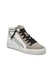 Vintage Havana Gadol High Tops - Front full body