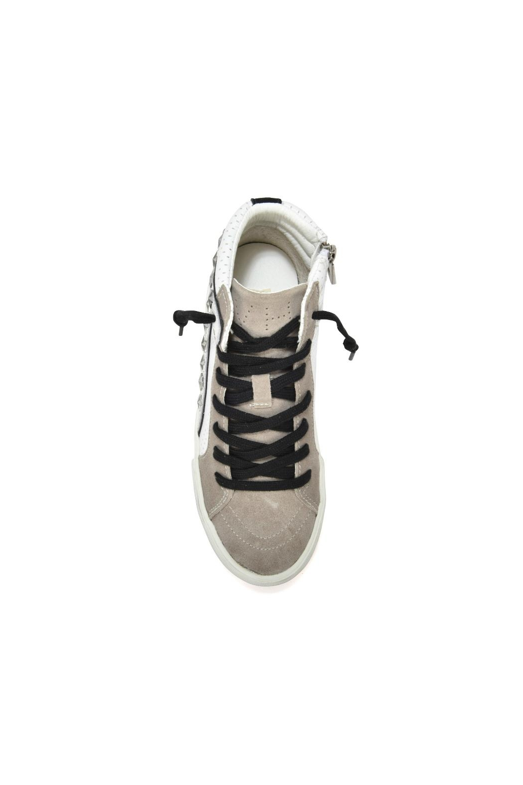 Vintage Havana Gadol High Tops - Side Cropped Image