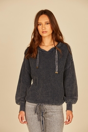 Vintage Havana Hooded Sweater - Product Mini Image