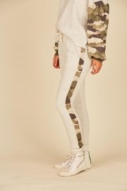 Vintage Havana Jogger With Camo Inset - Product Mini Image