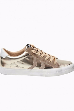 Shoptiques Product: Rose-Gold Babe Sneakers