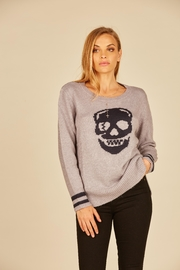 Vintage Havana Skull Crew Sweater - Product Mini Image