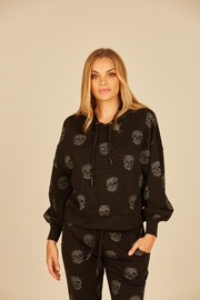 Vintage Havana Skull Hooded Sweatshirt - Product Mini Image