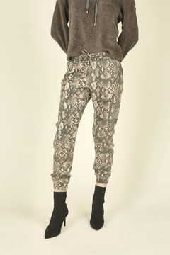 Shoptiques Product: Snake Print Pants