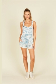 Vintage Havana Soft Tropical Overalls - Product Mini Image