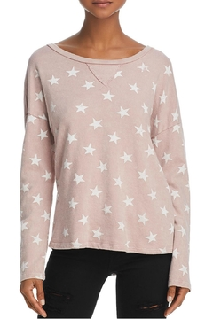 Shoptiques Product: Star Print Sweater