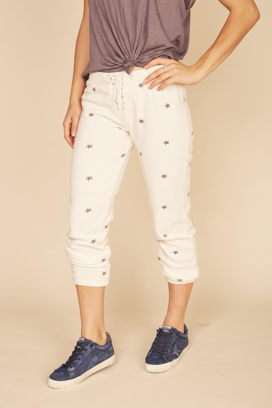 Vintage Havana Star Print Sweats - Main Image