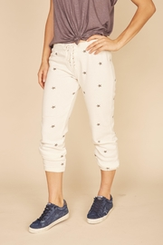 Vintage Havana Star Print Sweats - Front cropped
