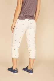 Vintage Havana Star Print Sweats - Front full body