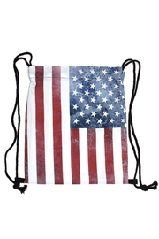 Viola  Us Flag Bag - Front cropped