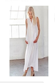 Heather Viole Maxi - Front cropped