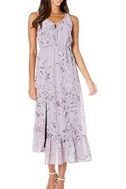 Kensie Violet Blooms Maxi Dress - Product Mini Image