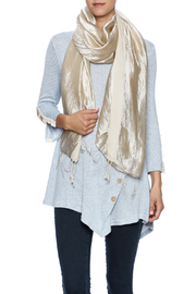 Violet Del Mar Silky Scarf - Front cropped