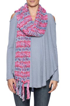 Violet Del Mar Woven Scarf - Alternate List Image